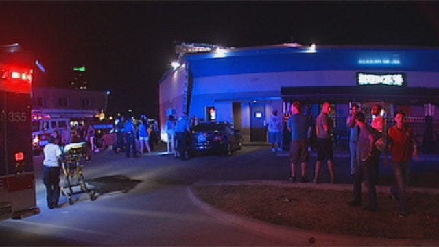 Two Arrested After Twin Brothers Stabbed At Popular OKC Bar