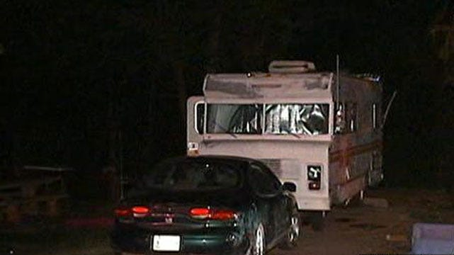 Two Injured In RV Meth Lab Explosion At Arcadia Lake
