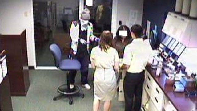 FBI Releases Description Of Edmond Bank Robber