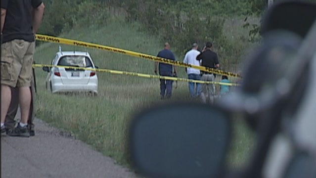 Three Killed In Separate Accidents On I-35 Near Goldsby