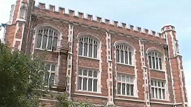 OU Removes Fire Escapes From Building After Student's Death