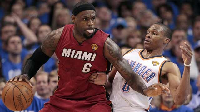 Strong Second Half Propels Thunder To Game One Win Over Miami