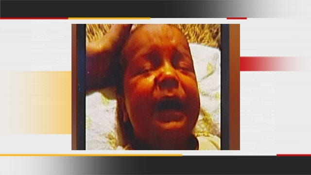 OKC Police: Baby Dies After Father Admits To Abusing Him