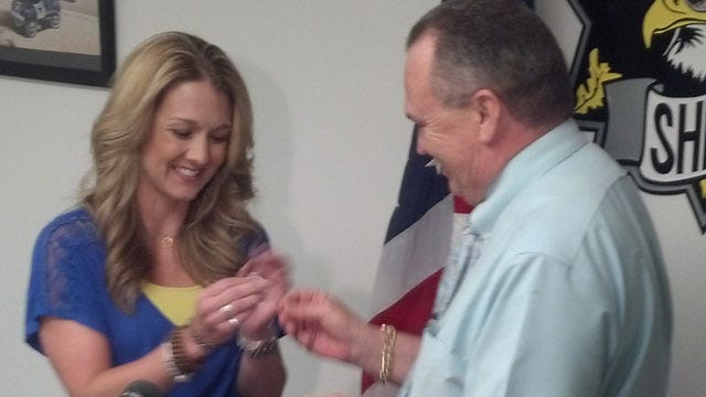 Wedding Ring Returned To Owner After Being Stolen At Edmond Home