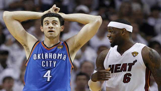 Little Things Cost Oklahoma City Game Three In Miami