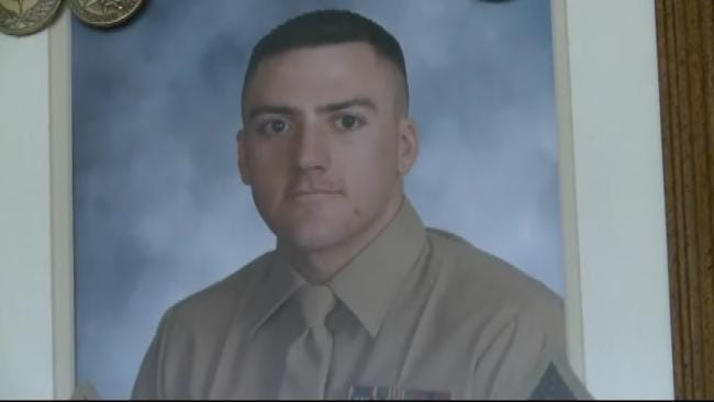 Family Struggles To Bring Colbert Marine's Body Home