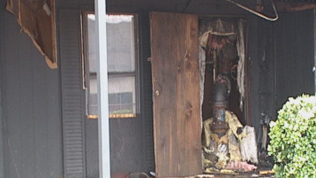 Electrical Fire Causes Damage At NW OKC Nightclub
