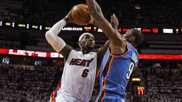 Miami Heat Win NBA Title In Game Five Thrashing Of OKC Thunder