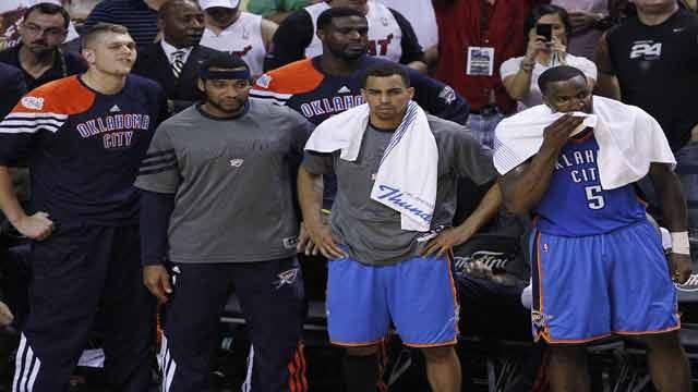 Miami Heat Win NBA Title In Game Five Thrashing Of OKC Thunder