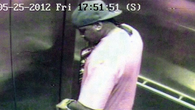Burglary Suspect Breaks Into Oil And Gas Company In OKC