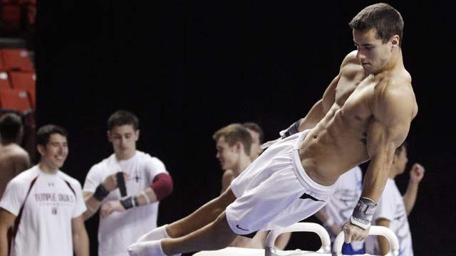 Five OU Gymnasts Set For U.S. Olympic Trials