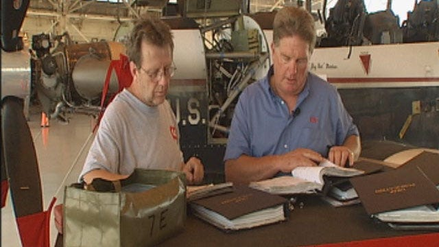 News 9 Speaks To Long-Time Mechanic At Vance Air Force Base
