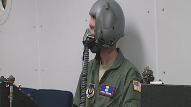 Pilots From Around The World Train At Enid's Vance Air Force Base