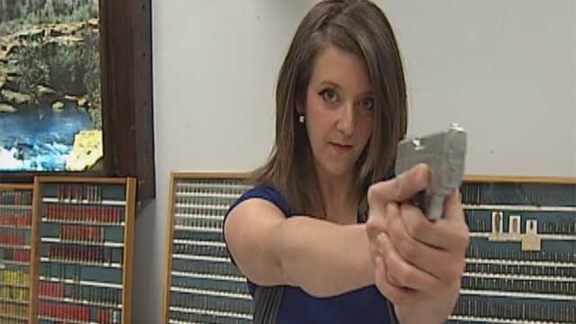 Unique Holster For Women Designed In Oklahoma, Featured On CBS Show