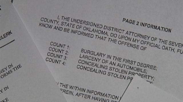 Fresh Charges Filed Against Convicted Burglar With 5-Year Rap Sheet