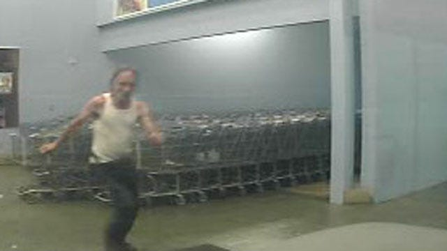 OKC Shoplifting Suspect Threatens Security Guard With Knife