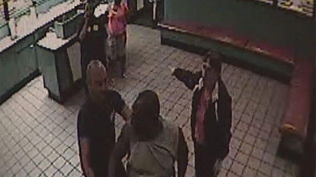 Police Arrest Man Who Shot Up OKC Restaurant