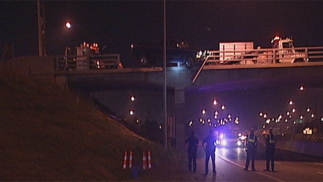 Del City Bridge Closed Indefinitely Following Crash