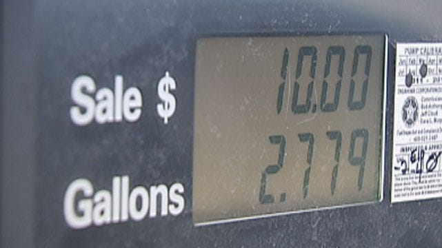 AAA Offers Gas-Saving Tips To Oklahoma Drivers