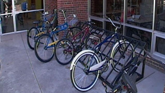 Bicycle Sharing Program To Start In Downtown OKC In May