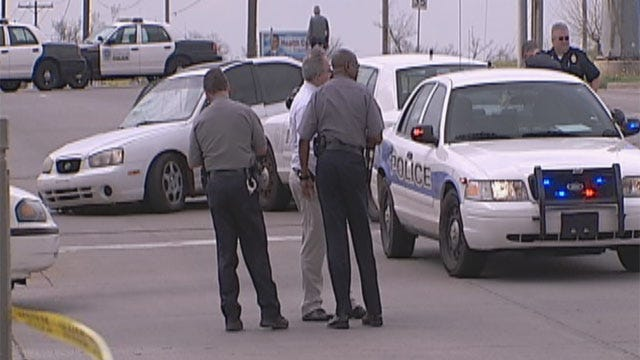 Del City Police, Witnesses Disagree On Facts Surrounding Shooting