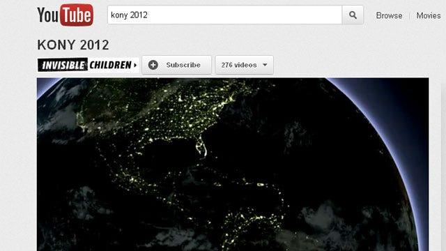 Senator Inhofe Talks About Kony 2012 Movement