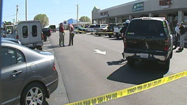 Edmond Man Shot By Police Now In Serious Condition