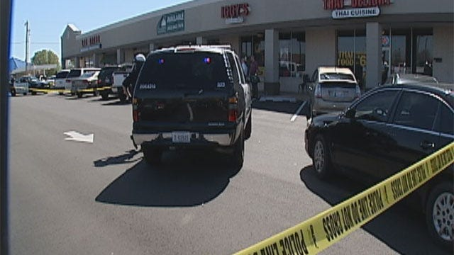 Man Shot By Edmond Police Needed Help, Says Ex-Girlfriend