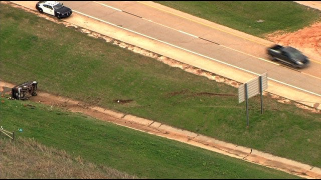 Troopers Investigate Fatal Crash In Oklahoma City