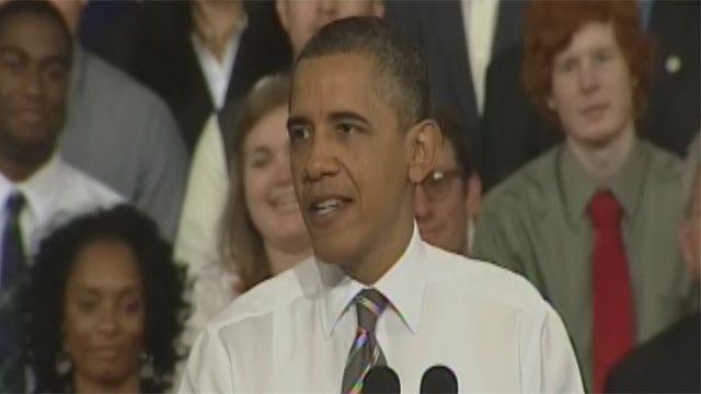 Cushing Prepares For Presidential Visit, Invitation-Only Speech