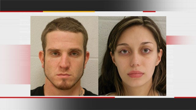 Enid Police Arrest Couple After Finding Meth Lab, Child Who Ingested Drugs