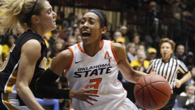 Cowgirls Set For Third Round WNIT Matchup vs. Missouri State