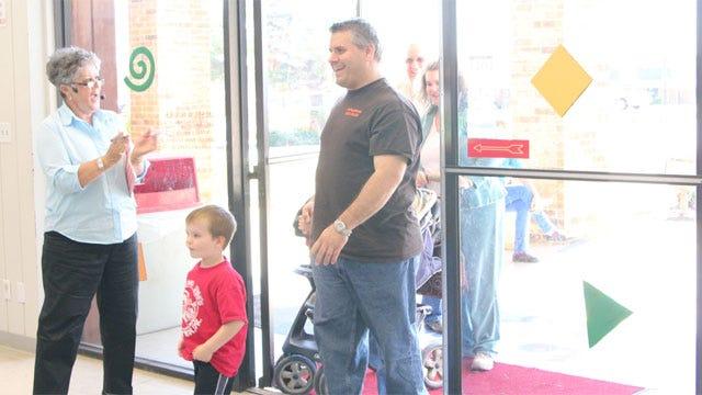 Children's Museum In Seminole Celebrates 1 Millionth Visitor With Big Prize