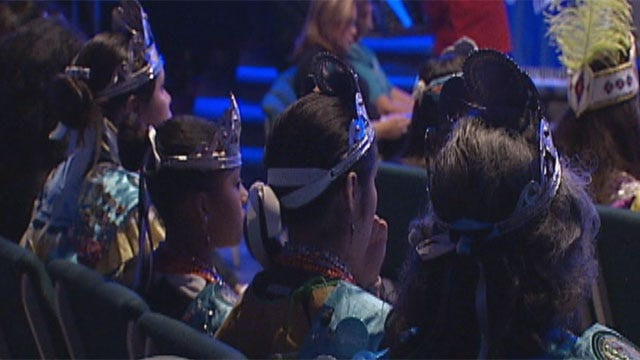 Miss Indian Oklahoma City Competitions Held