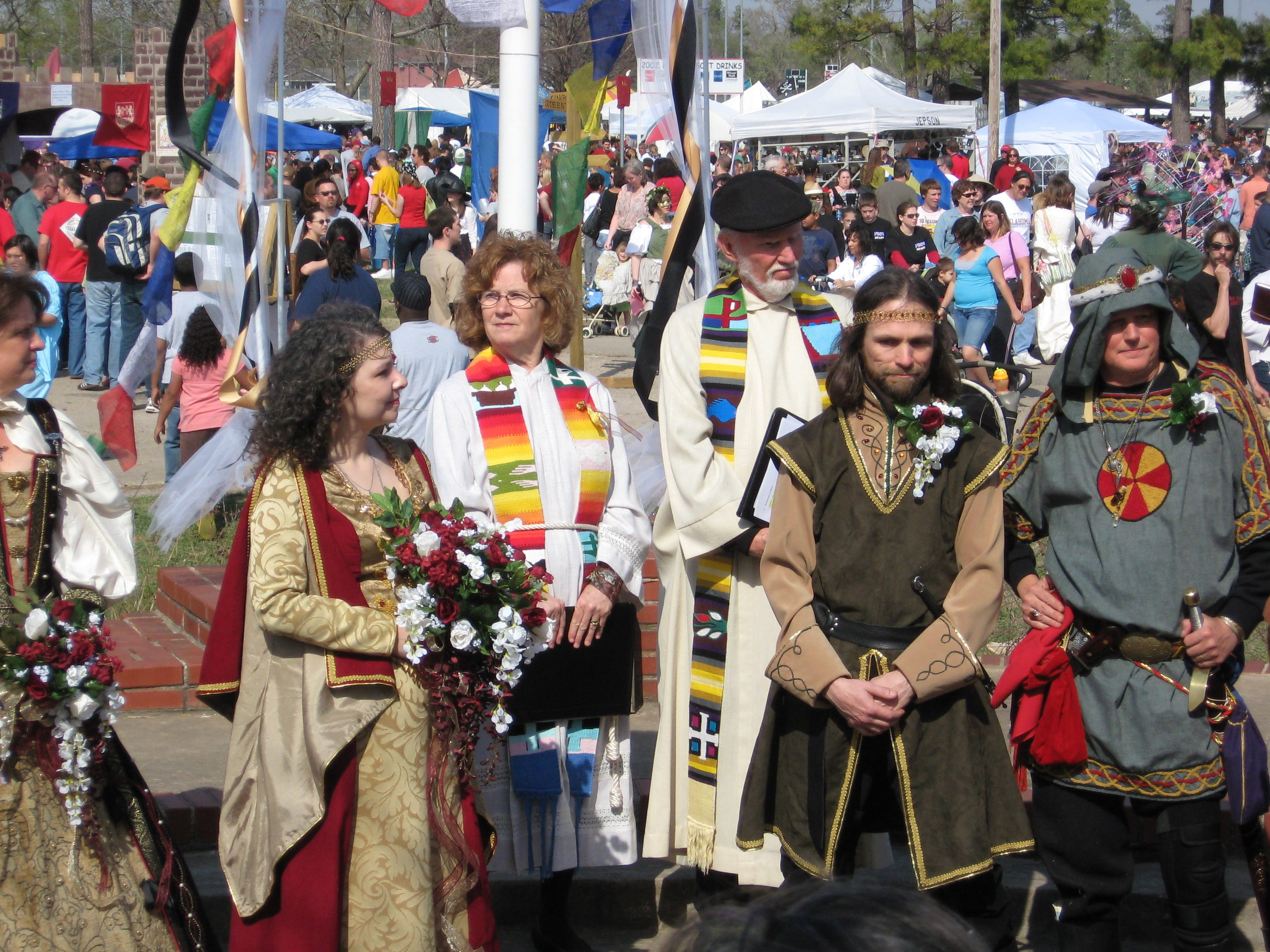 Road Trip Oklahoma Explores Medieval Fair