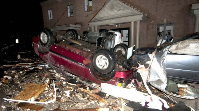 More Than 30 Storm-Related Deaths Reported In U.S. Midwest