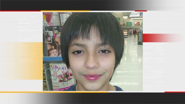 Missing Oklahoma City Boy Found