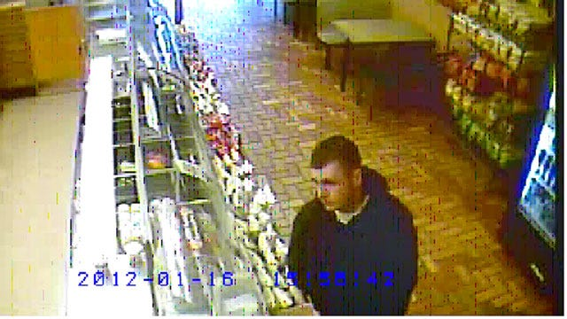 Norman Police Seek Suspect In Robbery At Subway Restaurant