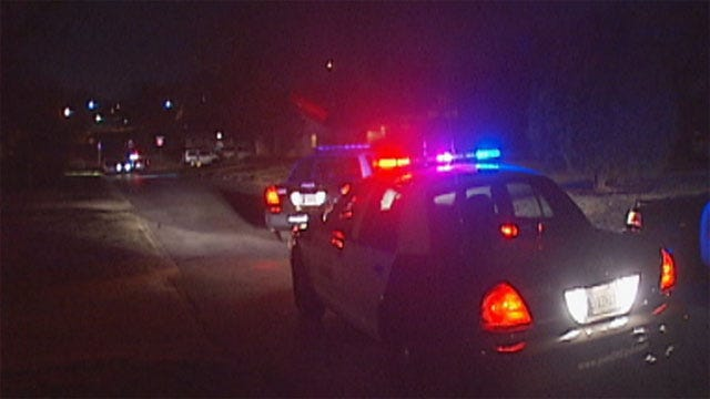 Police Investigate Shooting In Northeast Oklahoma City