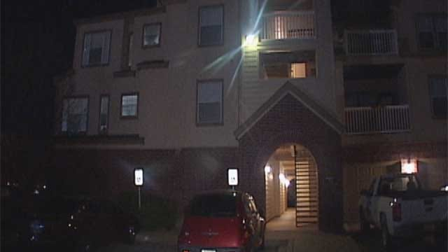 OKC Woman Falls Off Balcony While Reaching For Cat