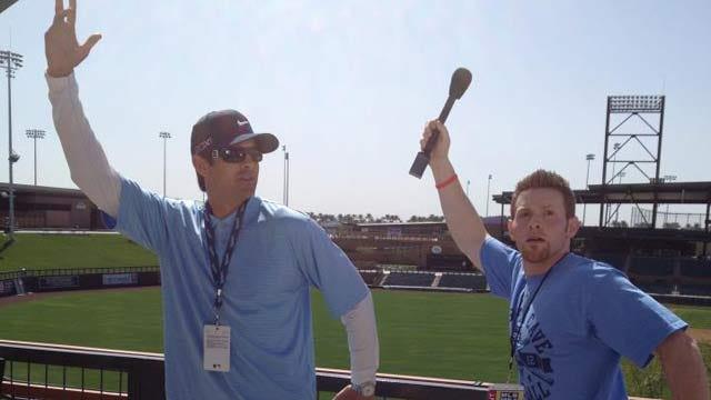 Oklahoma Super Fan Invited to MLB Fan Cave