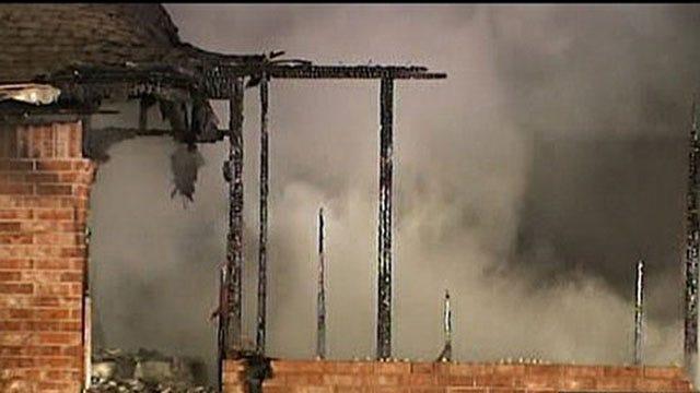 Crews Extinguish House Fire In Southeast OKC