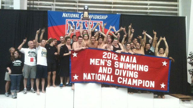 OBU National Champion Swimmer Dies In Pool Accident