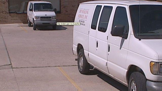 Police Investigate Gasoline Thefts In Edmond