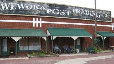 Road Trip Oklahoma visits Wewoka