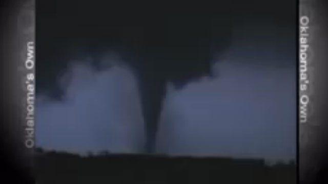 Northern Oklahomans Wake Up To Tornado Damage, No Power