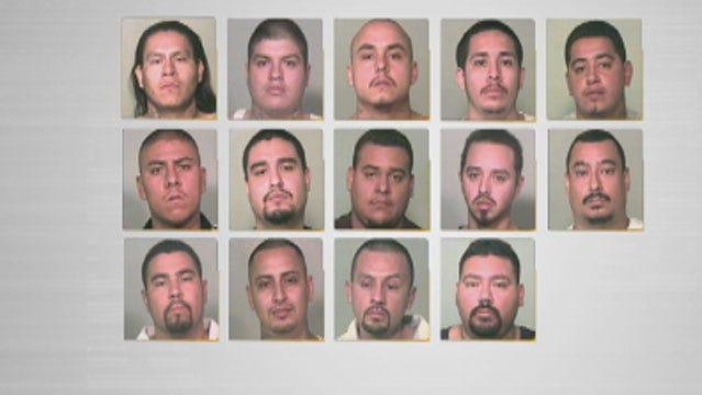 OKC Police Expose Violent 'Juaritos' Gang, 30 Gang Members Charged