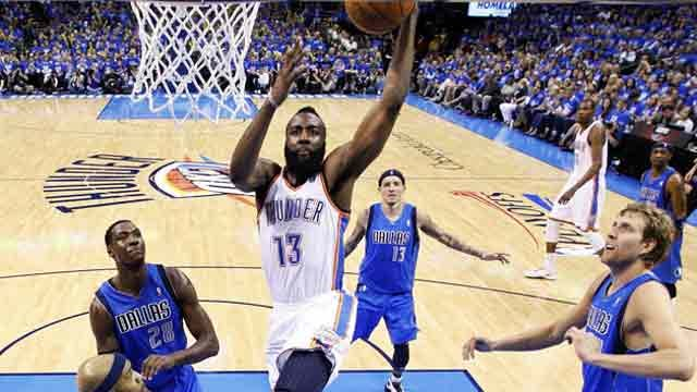 James Harden Named NBA's Sixth Man Of The Year