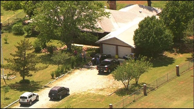 No Injuries After Gunman Opens Fire Inside Bridge Creek Home