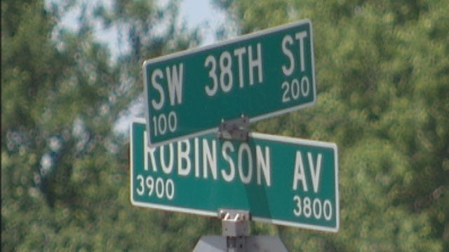 Neighbors Report More Crimes On Robinson Avenue In SW OKC